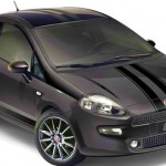 Fiat Punto Jet Black edition launched in UK car market