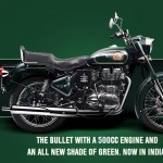 New Royal Enfield Bullet 500 launched in India