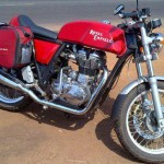 Royal Enfield Cafe Racer 535 India Launch Soon. Spotted testing