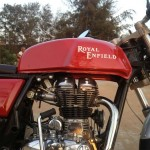 Cafe Racer to be called as Royal Enfield Continental GT 535. Launch Soon