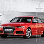 Nextgen 2014 Audi A4 to be lighter and more luxurious. Hybrid expected later.