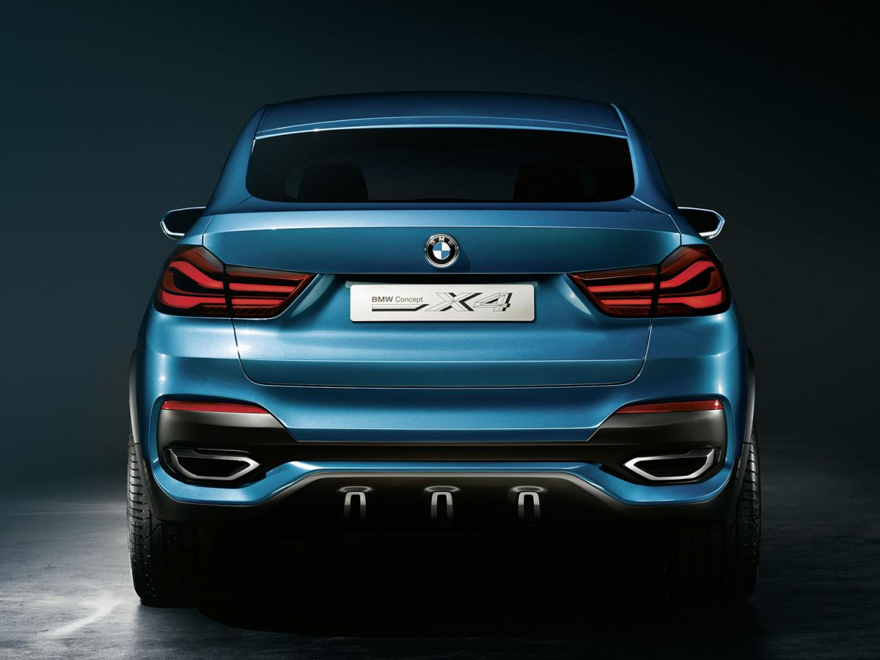 BMW X Concept To Debut At Shanghai Auto Show Pics - 2014 bmw x8