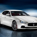 2014 Maserati Ghibli bows in at Auto Shanghai 2013