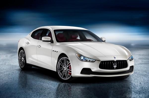 Maserati's Head of Design tells Ghibli's design story
