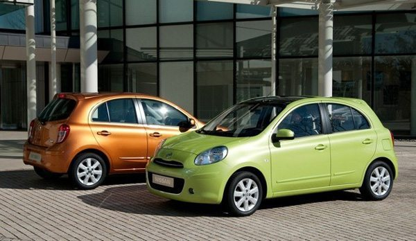 Nissan Micra replacement to be manufactured by Renault in Europe