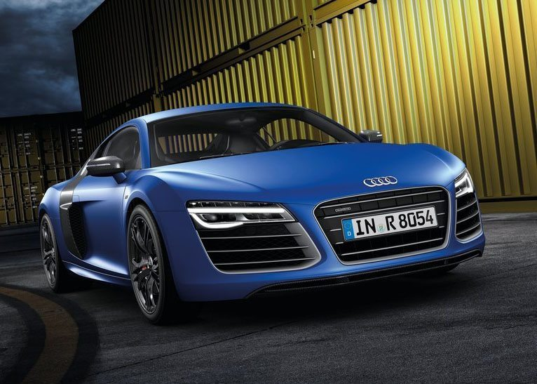 Audi R8 V10 Plus India launch tomorrow