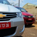 Chevrolet Enjoy 1.3 Diesel LTZ Review: Quite a Joy