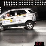 India bound Ford EcoSport scores 4 star rating in Latin NCAP