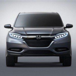 Honda urban SUV concept (1)