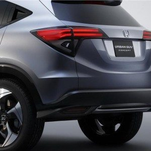 Honda urban SUV concept (2)