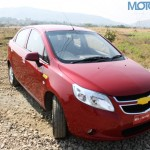 Chevrolet Sail sedan manages to bag 8000 bookings