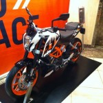 Yet another set of details emerges about the KTM 390 Duke India launch