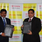 Toyota Kirloskar Motor inks MoU with Mahindra & Mahindra Financial Services Ltd