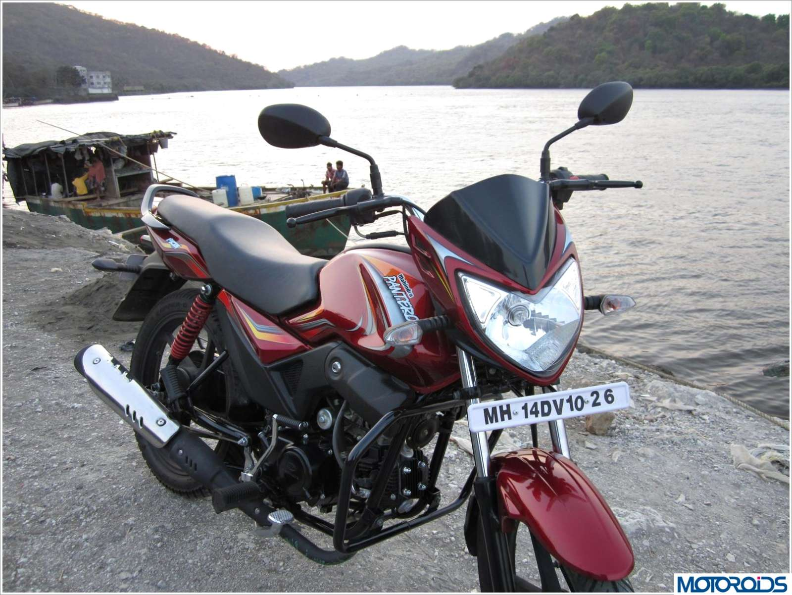 Mahindra Two Wheelers March 2013 Sales Report