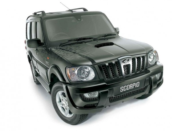 Mahindra Scorpio SLE 4×4 variant makes it to official website