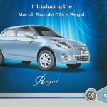 Maruti launches Swift Dzire Regal special edition to fight Honda Amaze