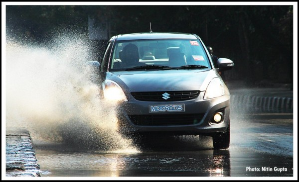 Maruti Swift Dzire Mileage Rally