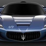 Is this how Maserati LaMaserati would look like?