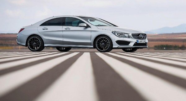 Mercedes CLA Class L long wheelbase variant in pipeline