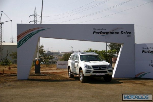 Mercedes Benz Performance Drive gains significant popularity within two months of launch