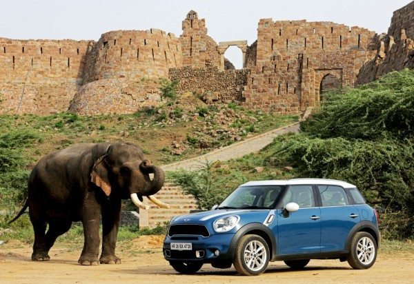 Mini Cooper D Countryman diesel launched @ INR 25.6 lakhs. CKD assembled