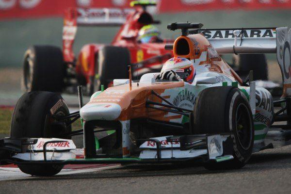 Sahara Force India : 2013 Gulf Air Bahrain Grand Prix Preview