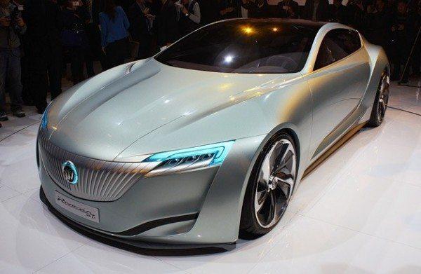 New Buick Riviera Concept debuts at Shanghai