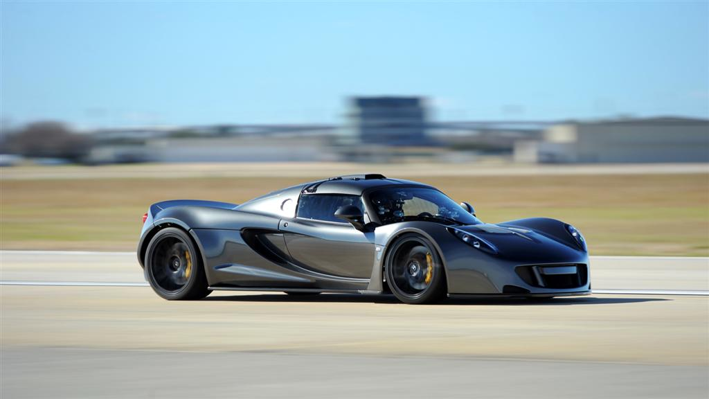 Hennessey Venom GT snatches the crown, the Veyron's top speed of ...
