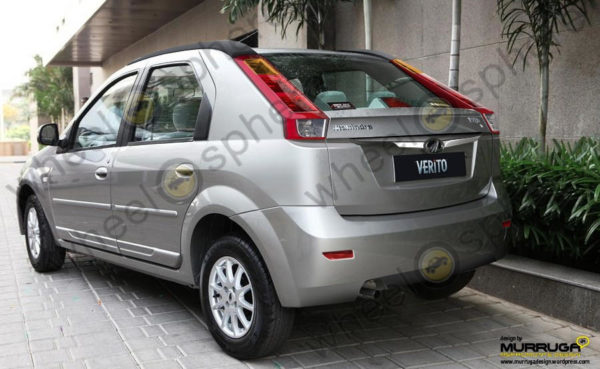 Mahindra Verito hatchback to be called 'Verito Vibe'. Launch Next month