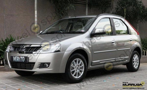 Official: Verito hatchback to be called Mahindra Verito Vibe