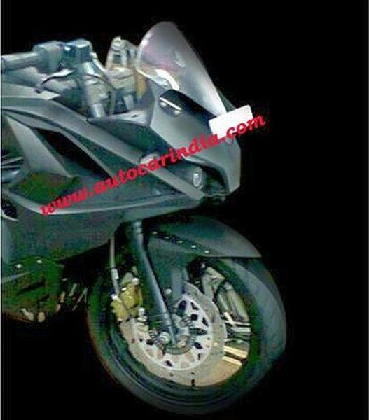 Upcoming Bajaj Pulsar 375: More details and pics