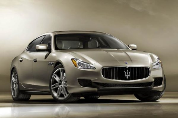 2013 Maserati Quattroporte bags more than 8000 bookings