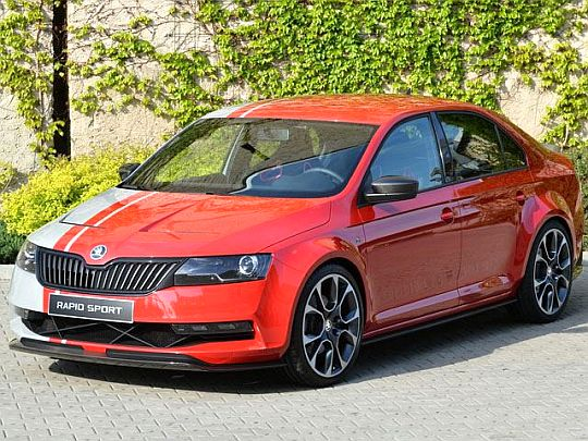 Skoda Rapid S variant to soon go on sale abroad