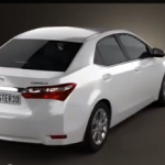 Video and more pics of 2014 Toyota Corolla