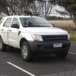 Upcoming 2015 Ford Endeavour aka Everest spotted testing