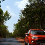 India-spec Ford EcoSport specifications and images from media drive
