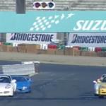 VIDEO: Ferrari vs Lamborghini vs Porsche vs Nissan on Suzuka Circuit