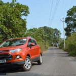 Ford EcoSport facelift to get more features. 2016 launch