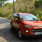 Ford EcoSport launch soon. Shipments to dealerships begin