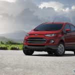 Ford Ecosport India official Images and features list