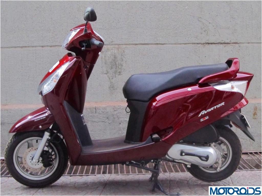 Urbane HET-iquettes: Honda Aviator HET Review: Images, specs, price and details