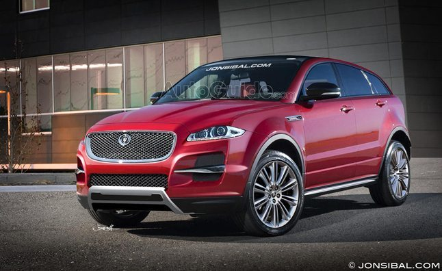 Jaguar hints at future Crossover with 'XQ' trademark filing