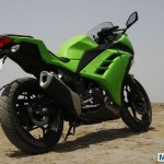 Kawasaki Ninja 300 full review: That lady in green