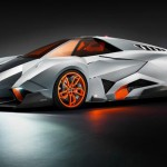 More details on Lamborghini Egoista – Walter De Silva's homage for Lamborghini's 50th anniversary