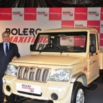 Mahindra Bolero Maxi Truck Plus launched @ INR 4.33 lakhs