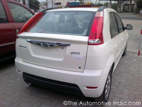 Mahindra Verito Vibe starts reaching dealerships
