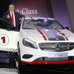 All you need to know about the new Mercedes Benz A Class