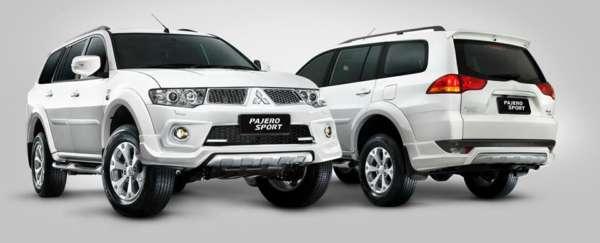 Pajero Sport Limited 1