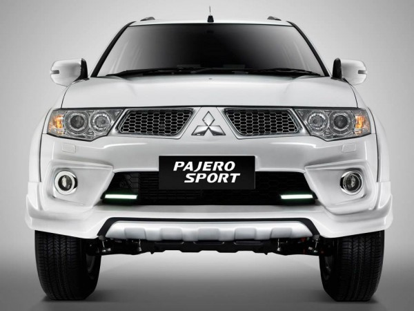 Pajero Sport Limited 5