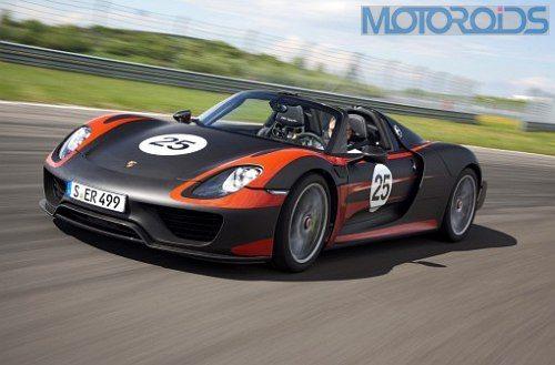 New Porsche 918 Spyder: This is it!